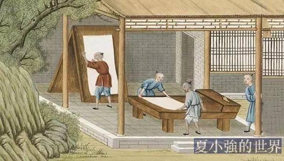 千年中國:一張紙的沉墨時光