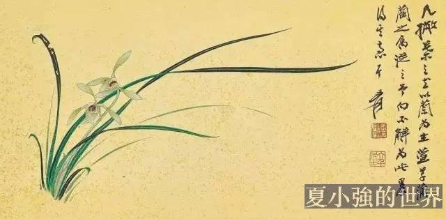 最適合入畫的「十大吉祥植物」,送人必知!