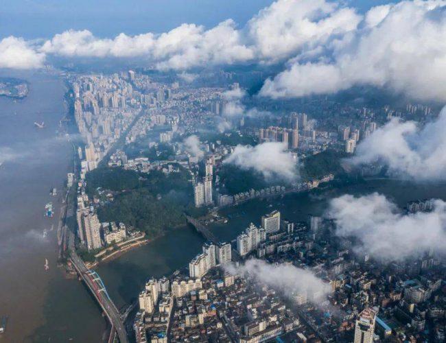 中國最具煙火氣的一線城市,太可愛了