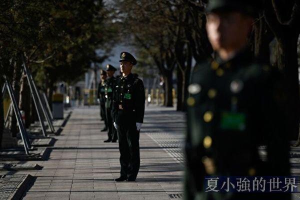 古風:中共政權崩潰只缺一個爆發契機