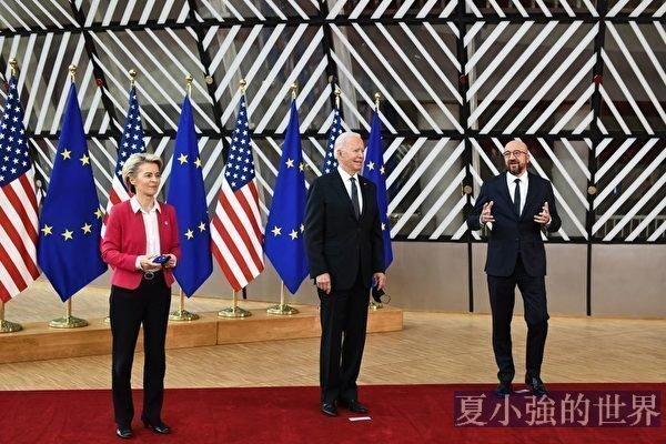 楊威:歐盟列抗共清單 中共重回戰狼姿態