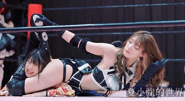 日本女子摔角是認真的嗎?