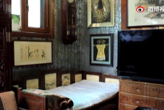 北京老胡同,感受一下這位大爺27平方米的小房子(視頻)