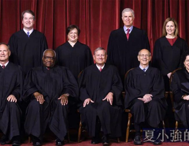 最高法院祭出大招,拜登表示極其失望,民主黨眾議員辱罵最高法院