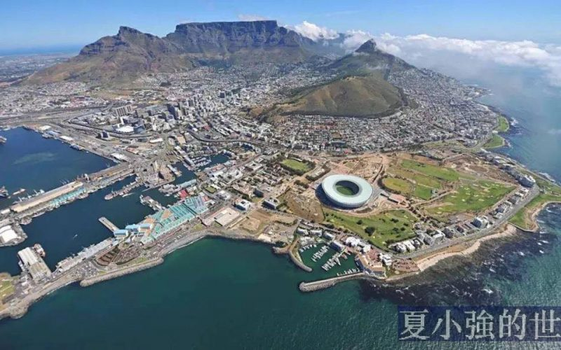 南非:消逝的「彩虹」