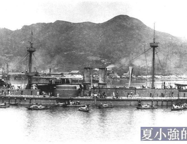 清朝海軍士兵與日本警察斗毆的真相