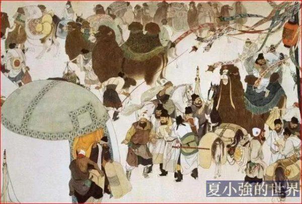 唐軍出征前有兩斤牛肉兩升酒,到戰場吃啥?說說古代便攜軍用食品