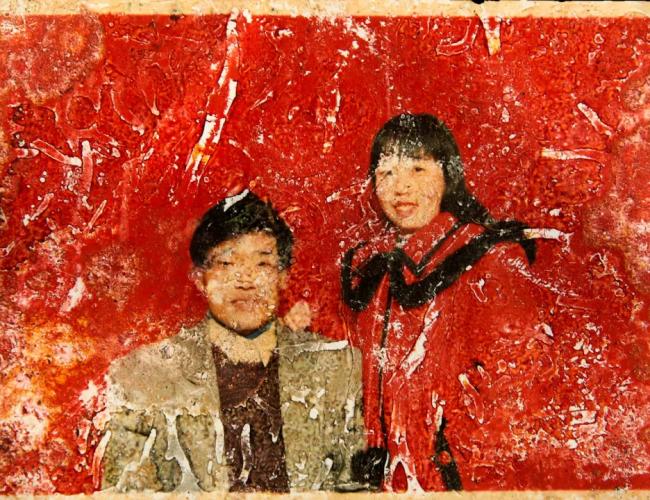 藥、酒、病、生計,我用照片記錄下父母的大半生
