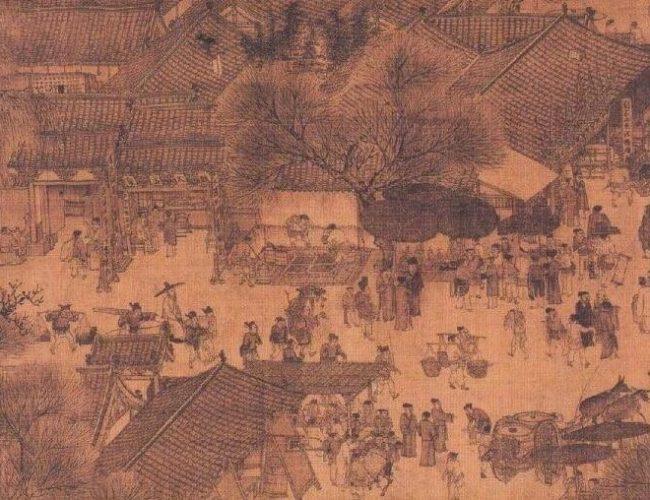 沒自來水的古代,唐朝長安和宋朝開封如何解決百萬人口飲水問題