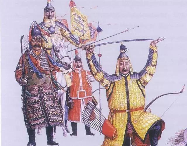 明朝軍隊裝備那麼多火器,為什麼還總被後金八旗暴打?這事蒙古人要背鍋