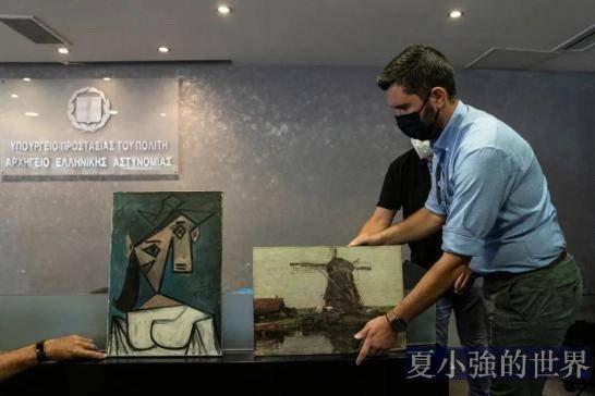 如何從美術館裡偷走畢加索的上億名畫?這起藝術謎案終於水落石出