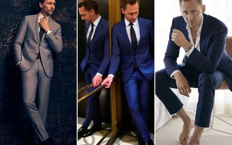 長相普通的男人,穿好西裝一秒變男神!