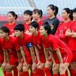 關於中國女足