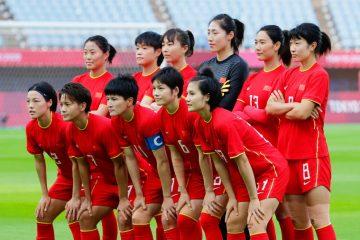 關於中國女足的小道消息匯總