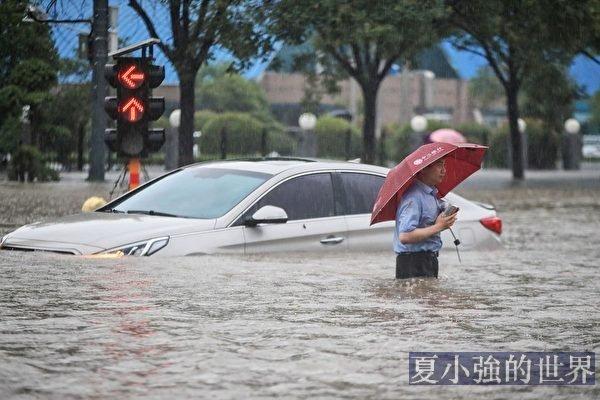 水災剛過 鄭州疫情升溫 兩官員被撤職