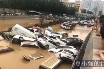 周曉輝:隧道監控到的遇難人數 嚇得中共軍管