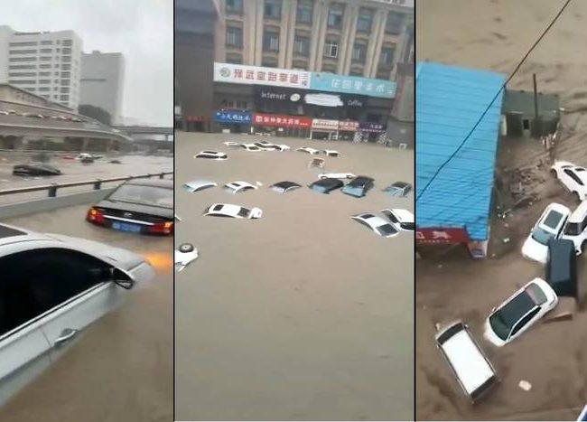 鄭州暴雨,一句「千年一遇」不能擋住所有追問
