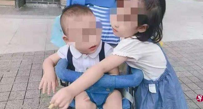 重慶兩幼童墜亡生父被捕,孩子媽媽:終於等到開庭(視頻)