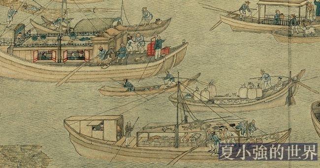 古畫裡發現「奧運項目」,原來中國的實力一直很強!