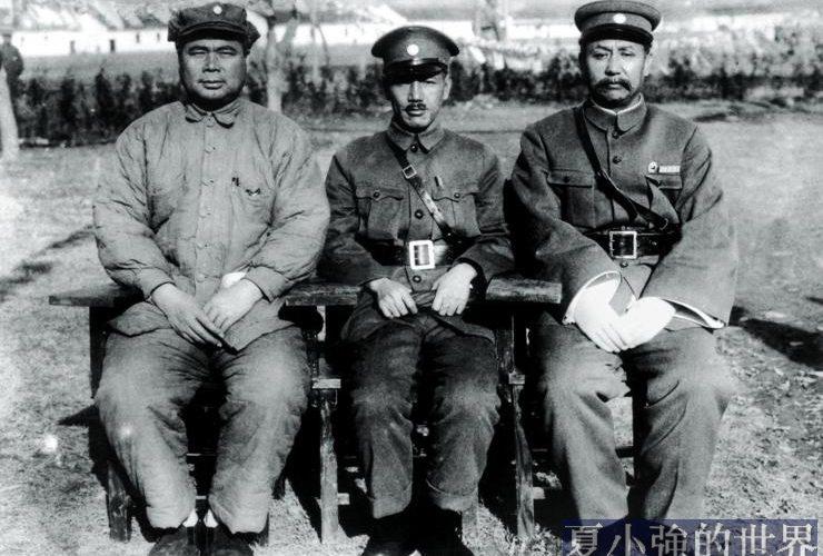 閻錫山對蔣介石的「貿易戰」