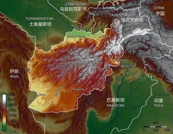 阿富汗:虛構的帝國墳場