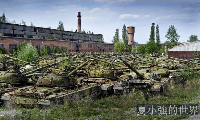 慢慢朽爛:俄羅斯西伯利亞、遠東,正在廢棄!