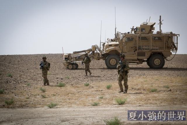 阿富汗迷局背後,美國戰鬥力悄然崩塌