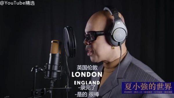 電影預告片裡那些「史詩」般的聲音,都是這個男人說的(视频)