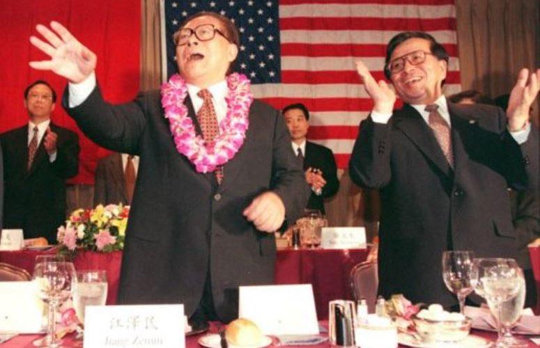 中共官場貪腐決堤 從江澤民當政開始