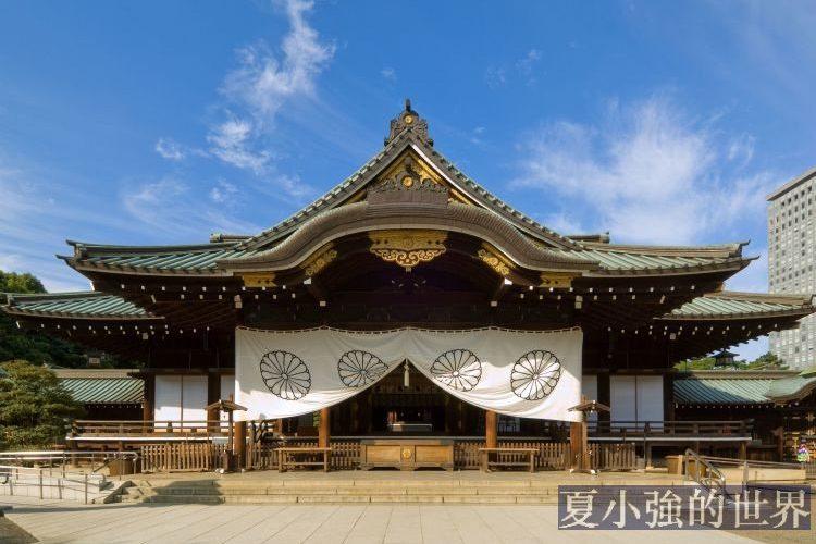 中國人參觀靖國神社小史