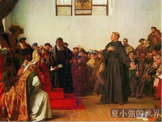 宗教改革如何影嚮了我們的大腦結構?