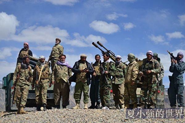 楊威:習近平與普京通話對阿富汗不同調