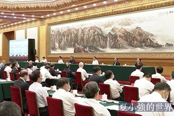 楊威:習開民族工作會議 闢謠汪洋上位傳聞?