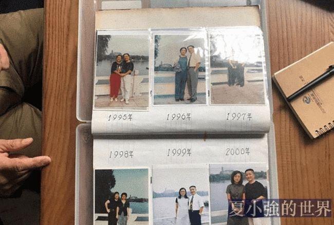 女兒和爸爸40年的瘋傳照