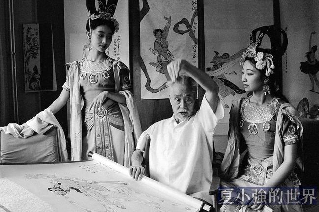 40年前中國15位最傳奇大佬私密照曝光,個個名字嚮當當