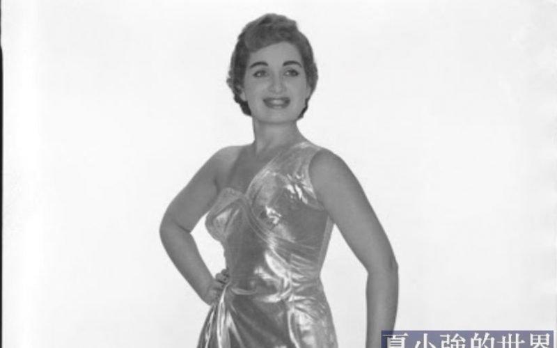 一組五十年代的老照片 帶您去看看當年的泳裝美女