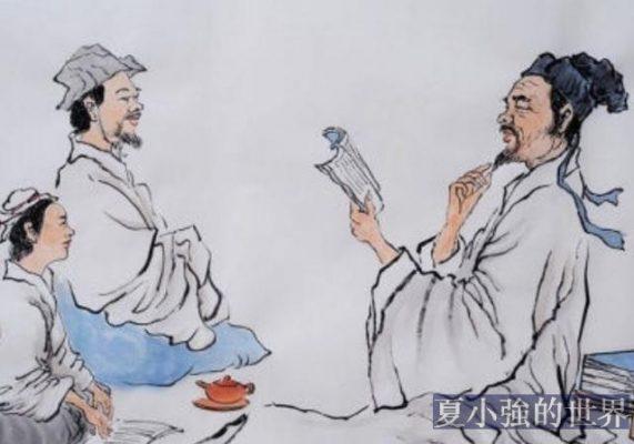 古人平時說話用文言文嗎?