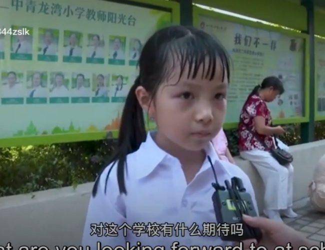那個 「沒有希望」 的小姑娘,是這個社會的照妖鏡
