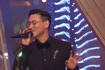 港姐決賽夜,嘉賓張學友演唱歌曲《春風秋雨》《李香蘭》《愛是永恆》