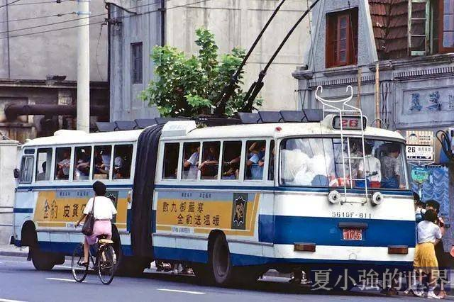 一組舊照,帶你回眸「上海的1990年代」