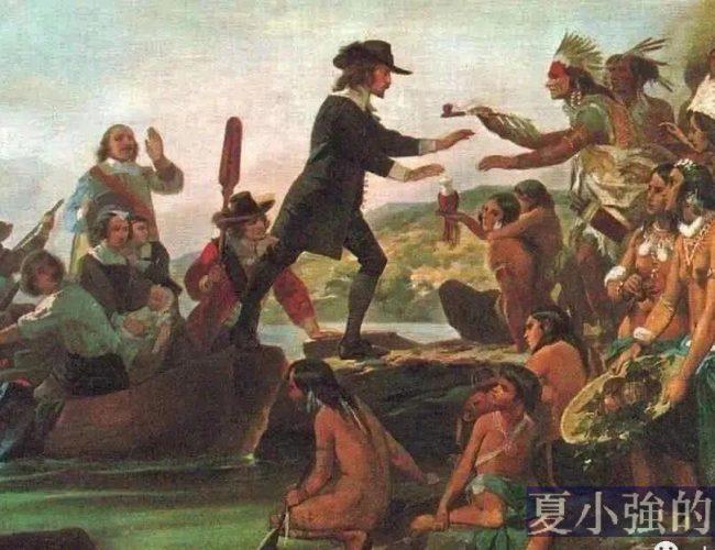 「美國屠殺印第安人」的天大謊言