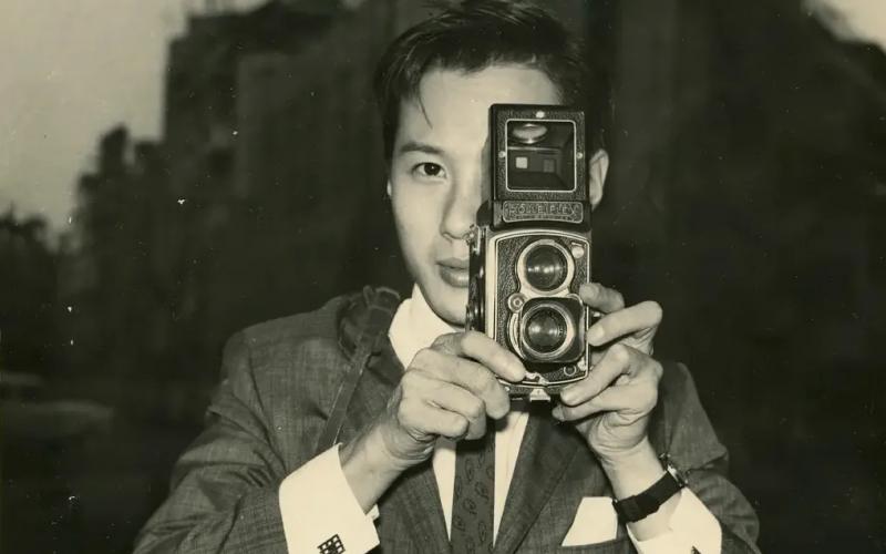 被遺忘的華人攝影大師:在他的相機裡,每個人都有自己的舞臺