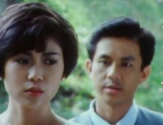 又見冷月如霜,飄零在異鄉 ……新加坡連續劇《天涯同命鳥》片頭曲