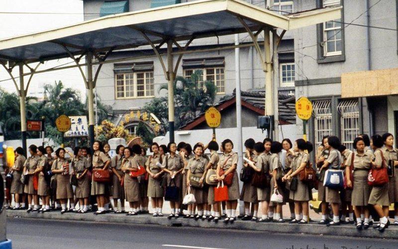 日本攝影師Doi Kuro紀錄40年前的台灣(視頻)