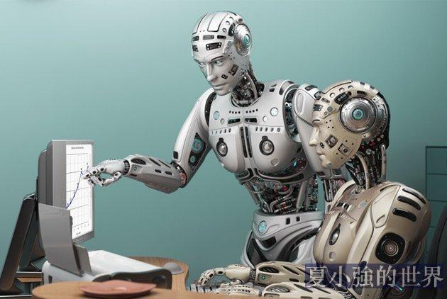 實體機器人正在迅速 「替代」 普通的體力勞動者