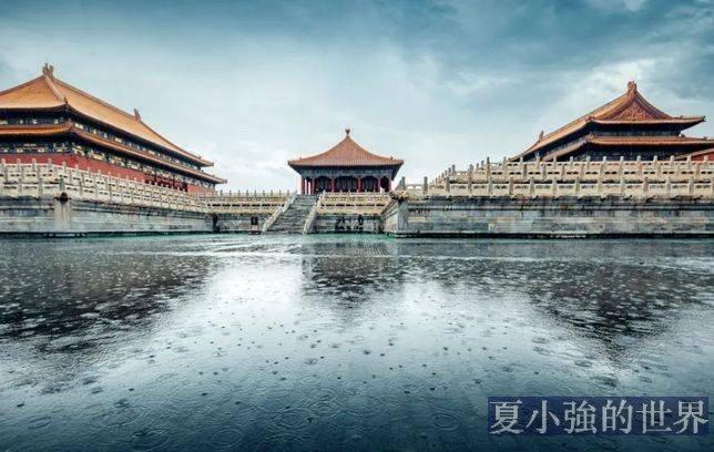 故宮潛伏7年,他拍下281張照片,清華教授忍不住讚歎:每一張都一眼萬年