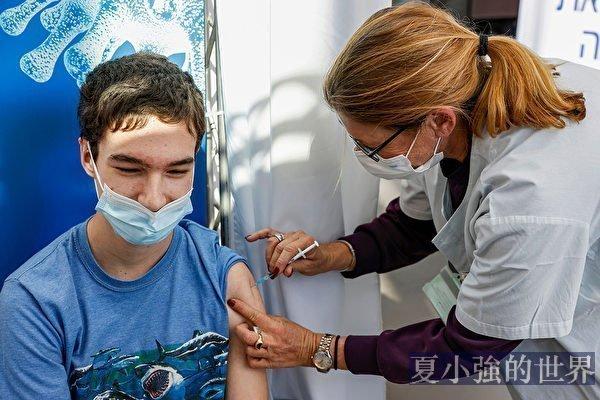 以色列:打疫苗的突破感染風險 是自然感染13倍