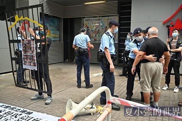 鍾原:中共人大制度現香港 讓世界看清其野心