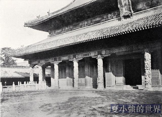 柏石曼清末中國行(5)1907年的濟寧、曲阜、兗州、鄒城老照片