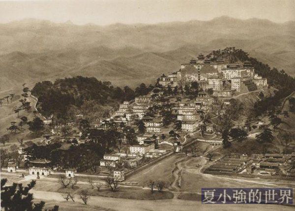 柏石曼清末中國行(2)1907年的河北承德建築與景觀